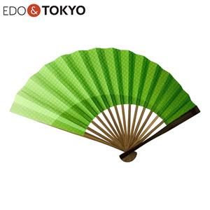 EDO & TOKYO 江戶扇子 漸層 松葉