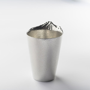 Bubble Cloud Beer Cup Made of Tin