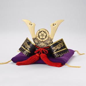 Gin Gado Oda Nobunaga Helmet Decoration
