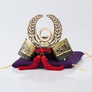 Gin Gado Tokugawa Ieyasu Helmet Decoration
