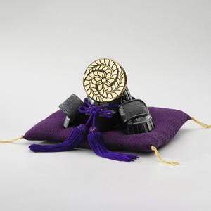 Gin Gado Kuroda Kanbei Helmet Decoration