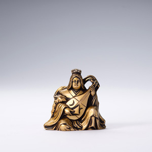 銀雅堂 七福神 辯財天