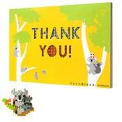 nanoblock® Postcard, Koala, Gift