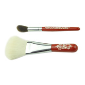 Face Up Set Lace, Red