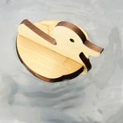 """[Toy] Hiba Bath Toy """"Hibamaru"""" Duckling"""