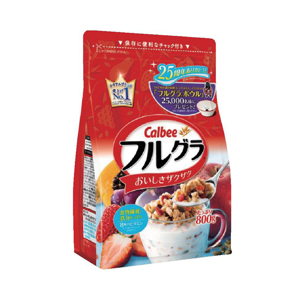 Calbee Fruit Granola | Don Quijote global shopping site
