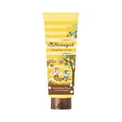 LIB JAPAN Honeycé Damage Repair Hair Mask, 220g (Yellow)