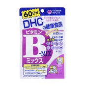 DHC Health Food Vitamin B Mix, 60-Day Supply