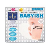 Clear Turn Baby Soft Skin Whitening Mask, 50-Pack
