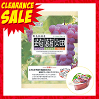 MannanLife Konjac Jelly, Grape Flavor