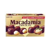 Lotte Macadamia Chocolate