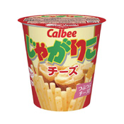 Calbee Jagarico, Cheese Flavor
