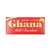 LotteGhana Milk Chocolate Bar