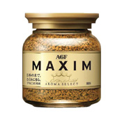 AGF Maxim Aroma Select Coffee (Jar) 80g