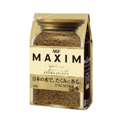 AGF Maxim Aroma Select Coffee Refill (Bag) 135g