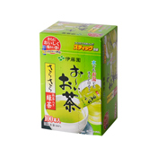 Ito En Dry Green Tea
