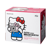 인스턴트 카메라 체키 instax mini HELLO KITTY (화이트)