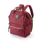 Anello Backpack  (Wine Red)
