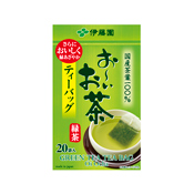 Oi Ocha Green Tea, Tea Bags