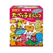 Tabekko Animal Biscuits, Butter Flavor
