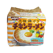 Chicken Ramen, 5 Serving Pack