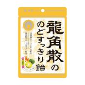 Ryukakusan Throat Sukkiri Candy, Shequasar Flavor