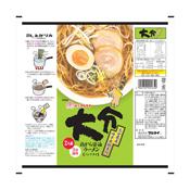 Marutai Oita Chicken Bone Soy Sauce Stick Ramen