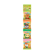 Anpanman Bite-Size Biscuits, 4 Packs