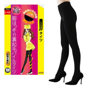 Women's Desire Soft Pile Tights L-LL