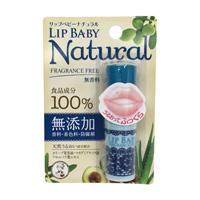 Mentholatum Lip Baby Natural, No Fragrance