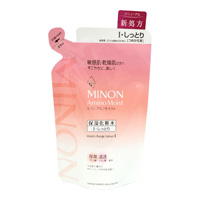 Minon Amino Moist, Moist Charge Lotion 1, Refill