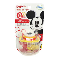 Pigeon Pacifier, S for 0 Months & Older, Mickey