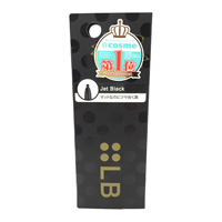 LB Smudge Gel Eyeliner, Jet Black