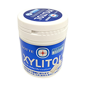 Xylitol Gum [Fresh Mint] Family Bottle