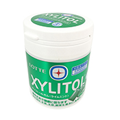 Xylitol Gum [Lime Mint] Family Bottle