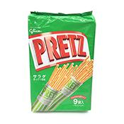 Pretz Salad, 9
