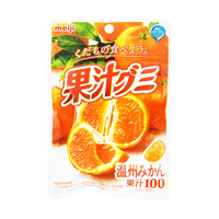 Fruit Juice Gummy, Satsuma Mandarin