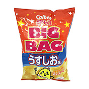 BIGBAG Lightly Salted