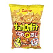 Sapporo Potato, Barbecue Flavor