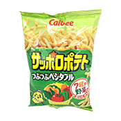 Sapporo Potato, Vegetable Pieces