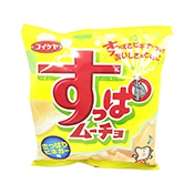 M Size Suppa Mucho Chips, Refreshing Vinegar Flavor
