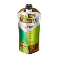 Essential Smooth Hair Shampoo , Refill