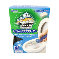 Scrubbing Bubbles Toilet Stamp Cleaner, Fresh Soap Fragrance