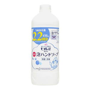 Biore U Lather Hand Soap, Refill