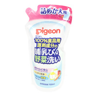 Pigeon  Baby Bottle Vegetable Cleaner, Refill
