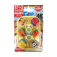 Blister Eraser, Conveyer Belt Sushi