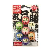 Blister Eraser, Color Daruma