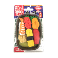 Blister Eraser, Takeout Sushi Set