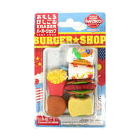 Blister Eraser, Burger Shop