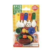 Blister Eraser, Cooking